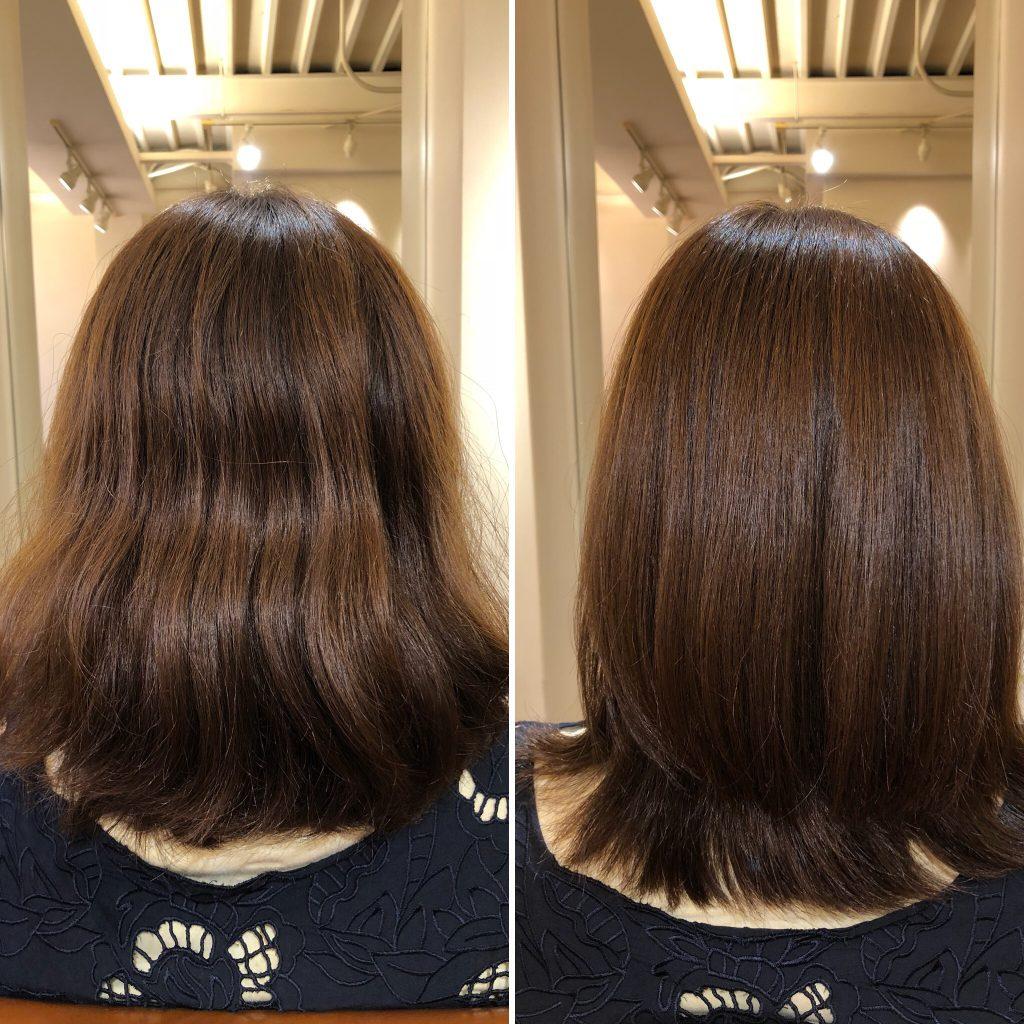 水素トリートメントで美髪に導きます!