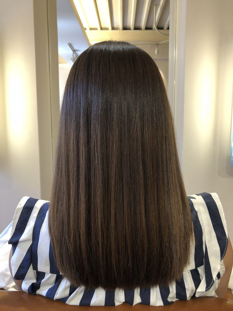 美髪を手に入れたい方は是非ANTHAIRで水素トリートメントをしましょう!必ず綺麗な髪になりますよ!