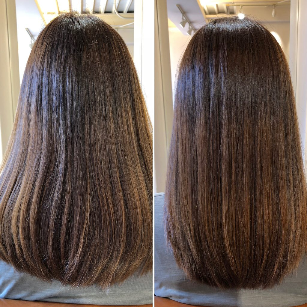 水素トリートメントでの美髪効果は、高濃度水素が決め手です!