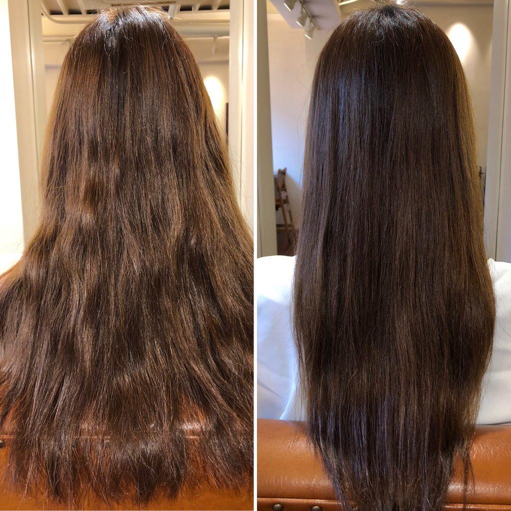 美髪再生プレミアムやればやる程に違いが出ます!水素トリートメントの事ならANTHAIR!