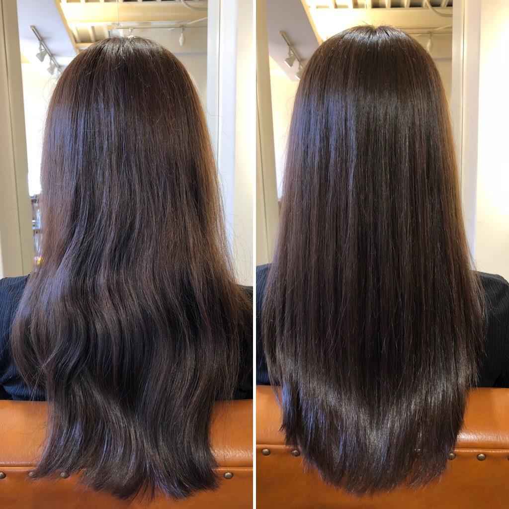 美髪再生プレミアムトライアル!美髪を追求する方へ大人気メニューになっております!水素トリートメントするならANTHAIR