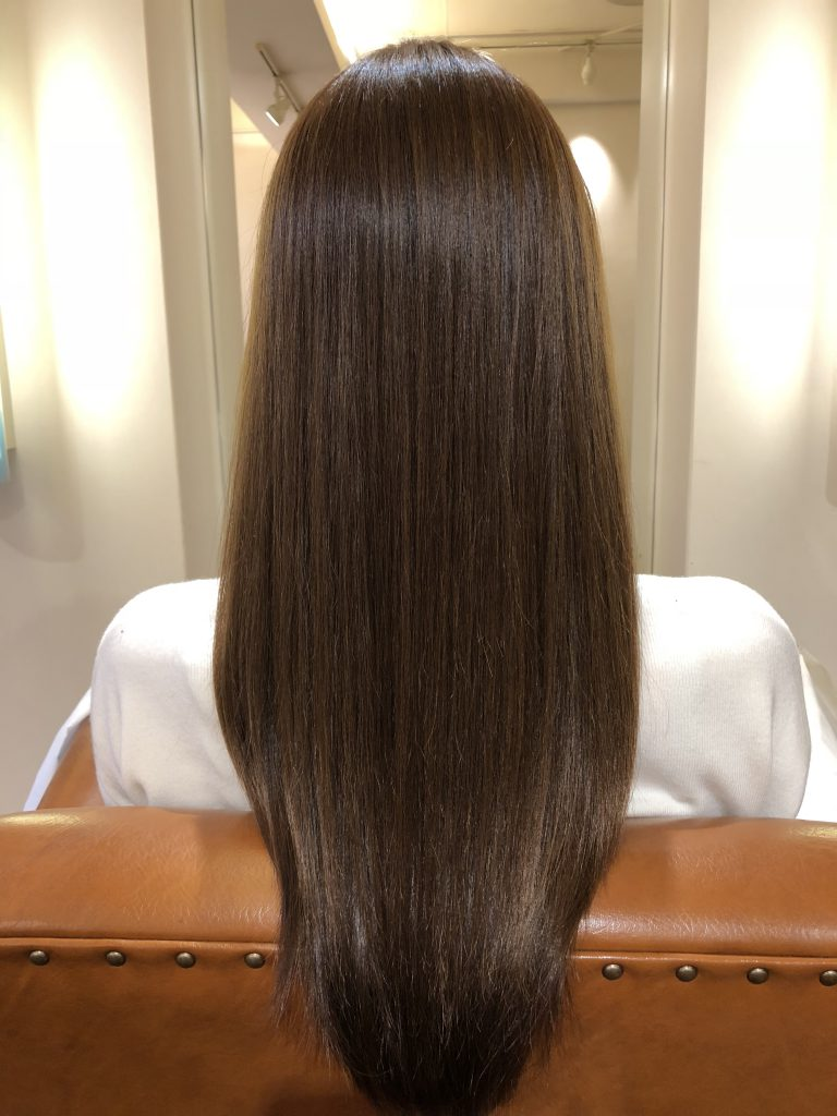 大阪で水素トリートメントするならANTHAIR!美髪再生プレミアムコースも大人気です!