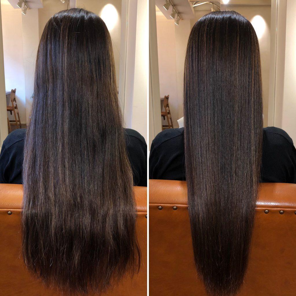 ヘアエステの美髪再生プレミアムも大人気です!高濃度水素トリートメント!