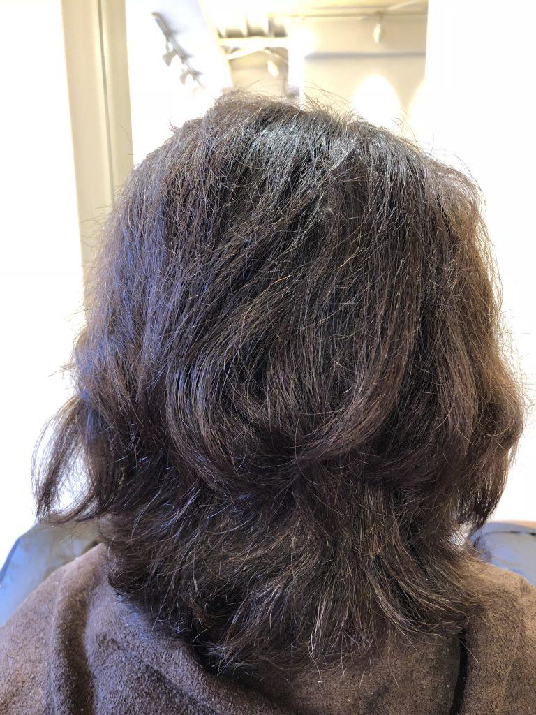 美容院で傷みに傷んだ毛髪、美容院でしっかり美髪にさせて頂きます!水素トリートメントの事ならANTHAIR!