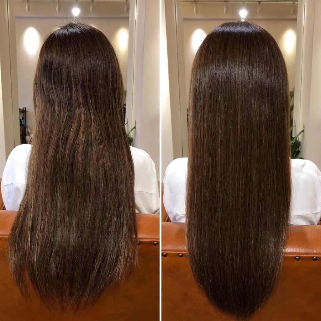 美髪再生プレミアムアフター