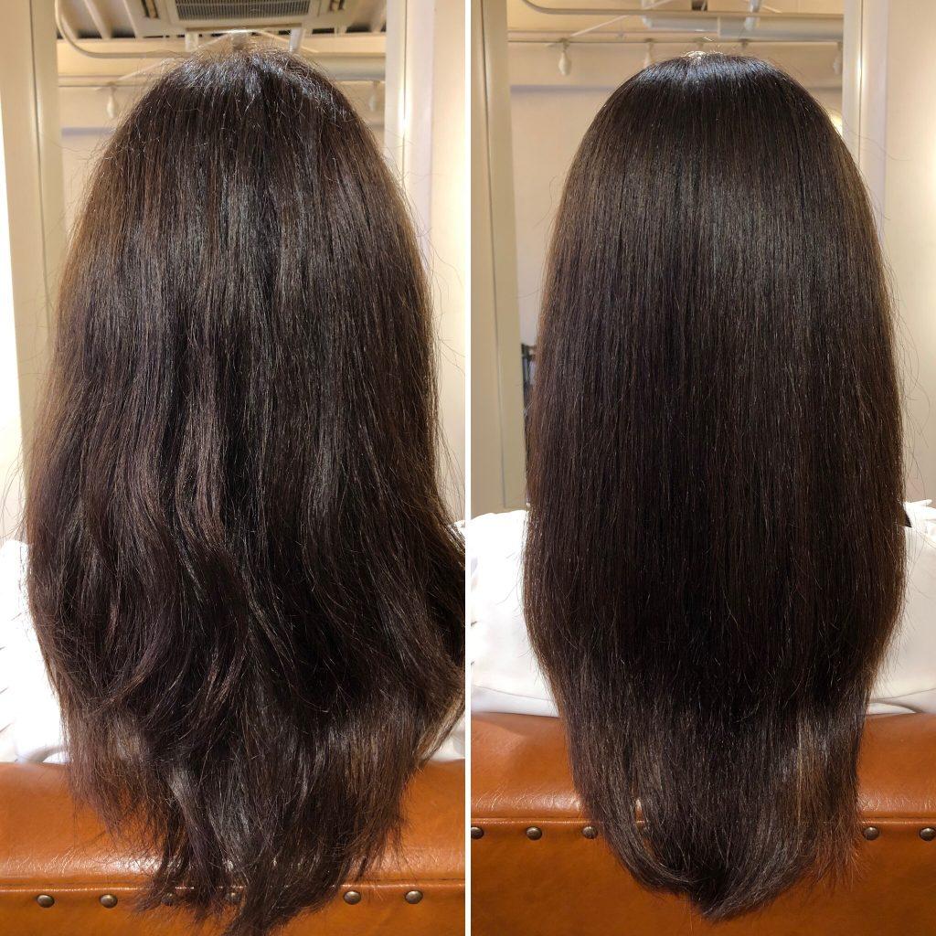 美髪再生プレミアム トライアルを体感!