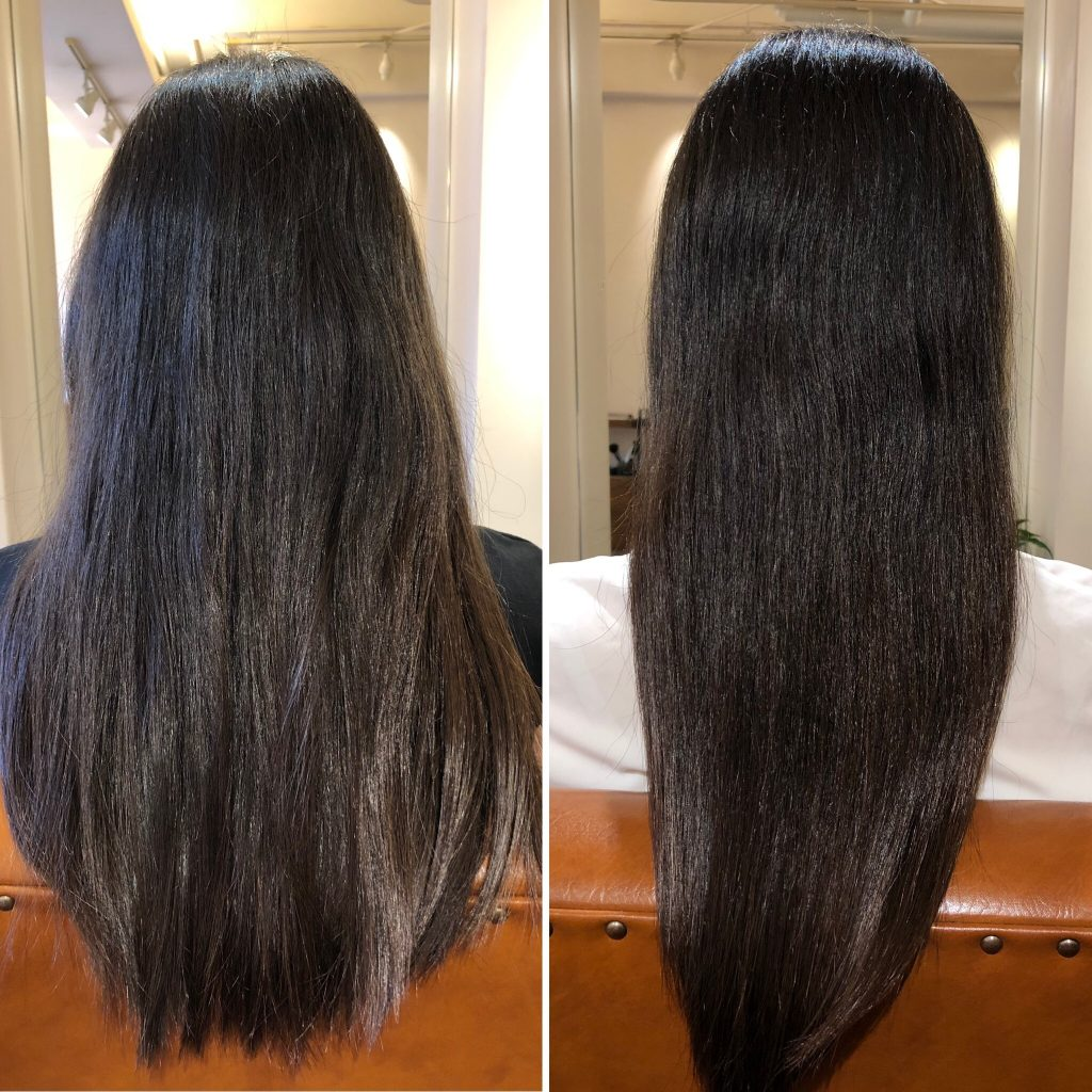 美髪再生プレミアムの効果!やれば分かります!