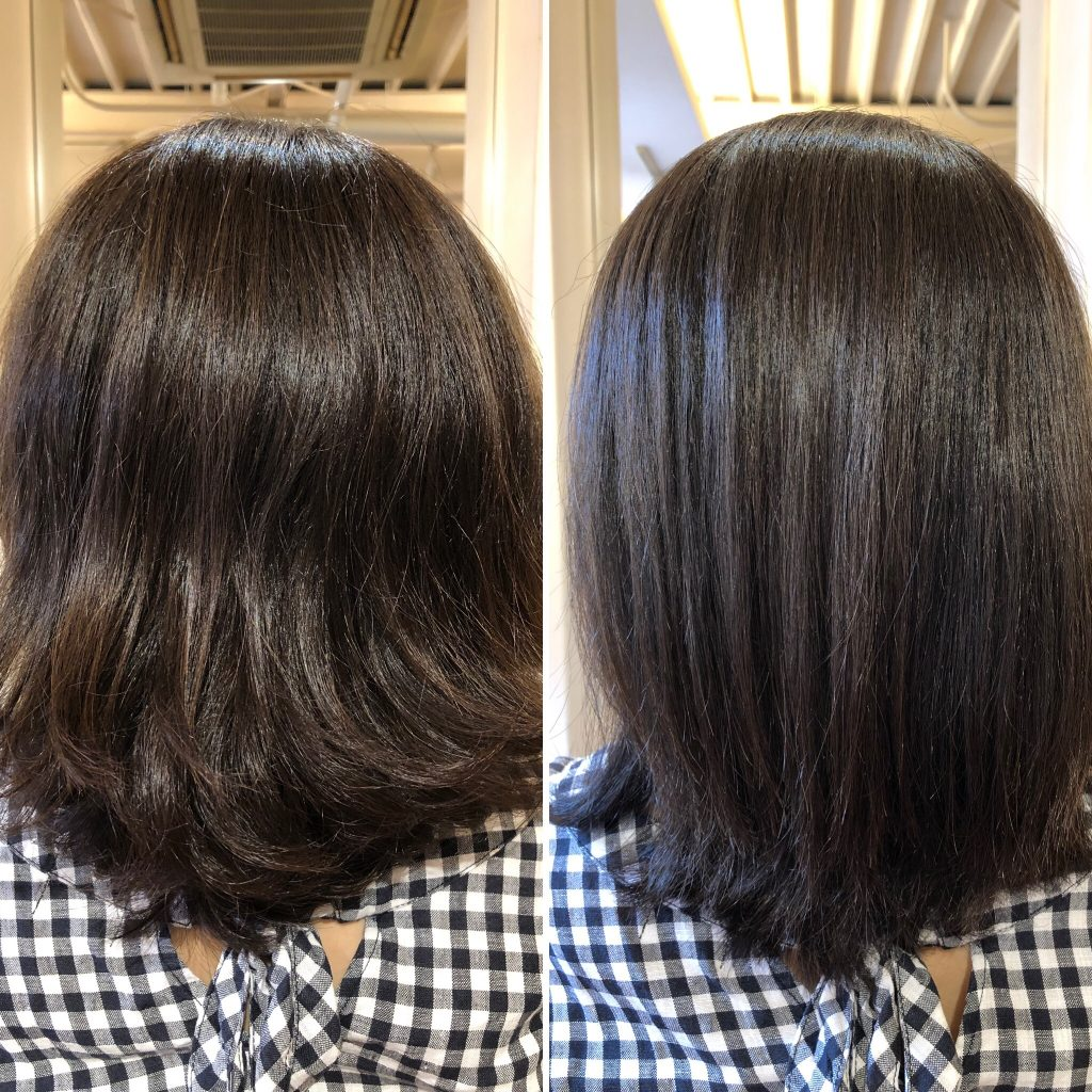 トリートメントの検索でご来店!水素トリートメントで美髪になります!