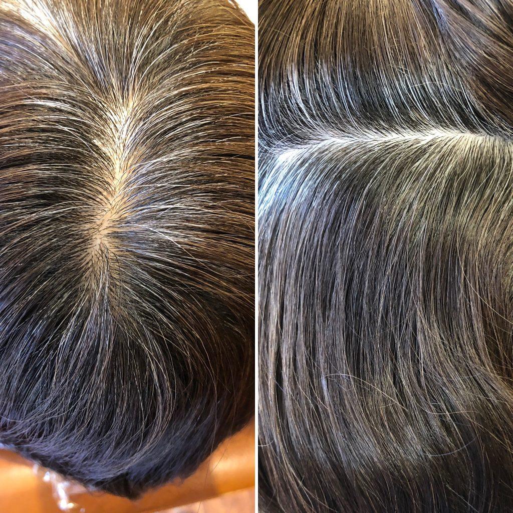 水素ケアで白髪が黒髪に!SO-CAREは高発生水素です!