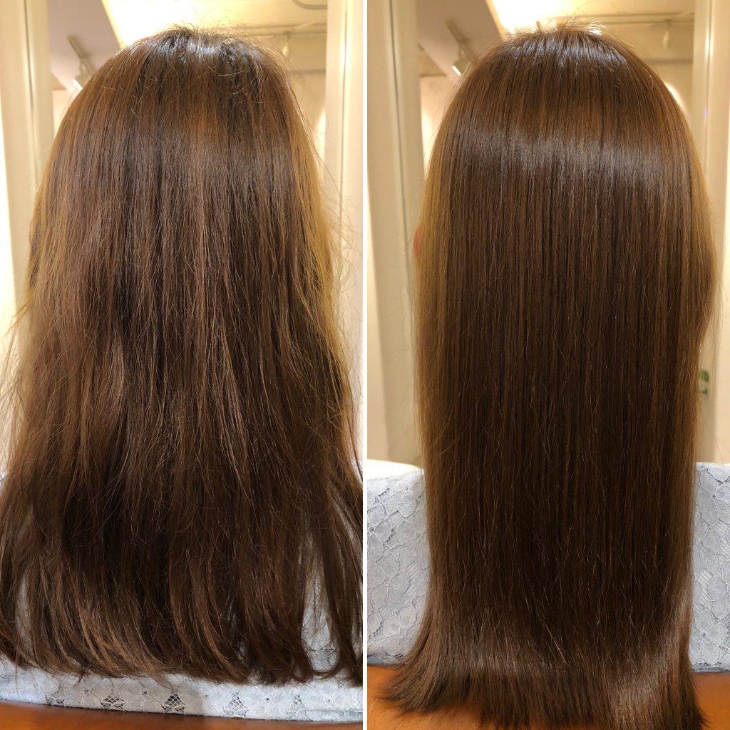自然な美髪はSO-CAREで!