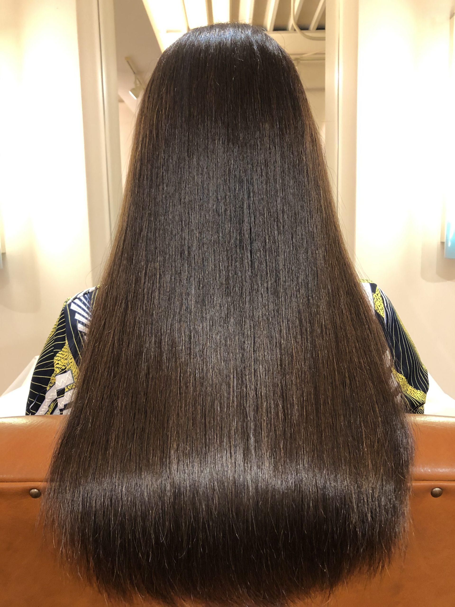 高発生水素SO-CAREでナチュラル髪へ!