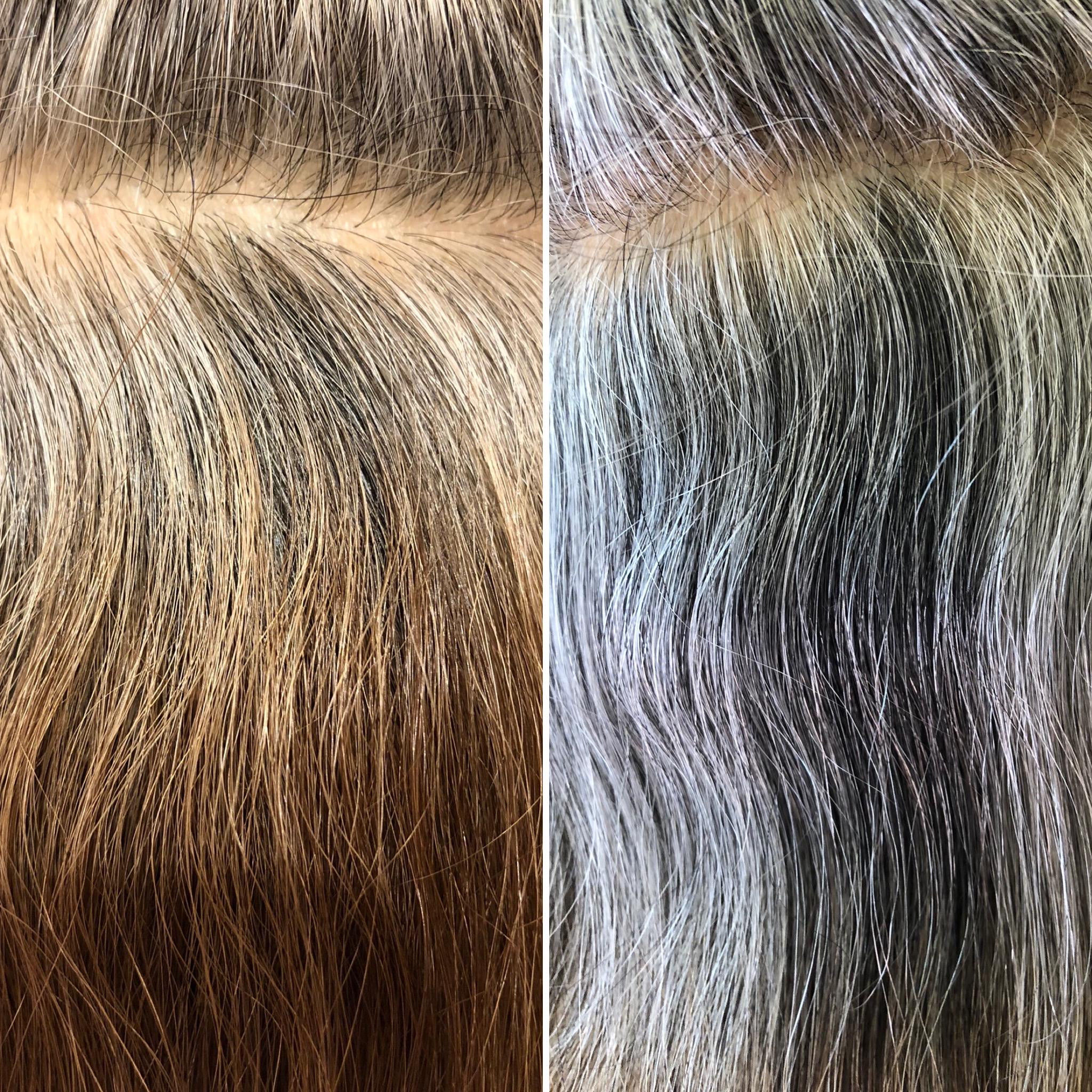 高発生水素SO-CAREで白髪が減り、髪がしっかりします!
