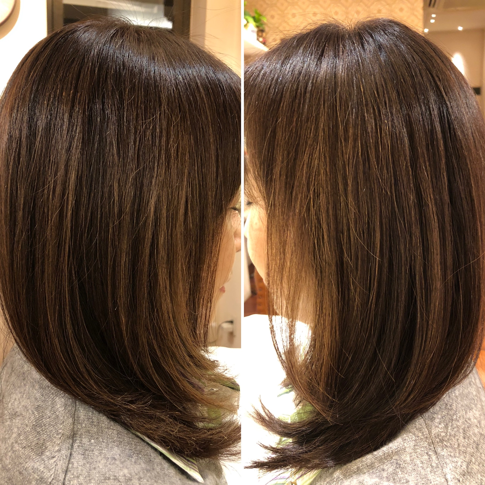 60代女性の毛髪です!SO-CARE×KAMIHEN