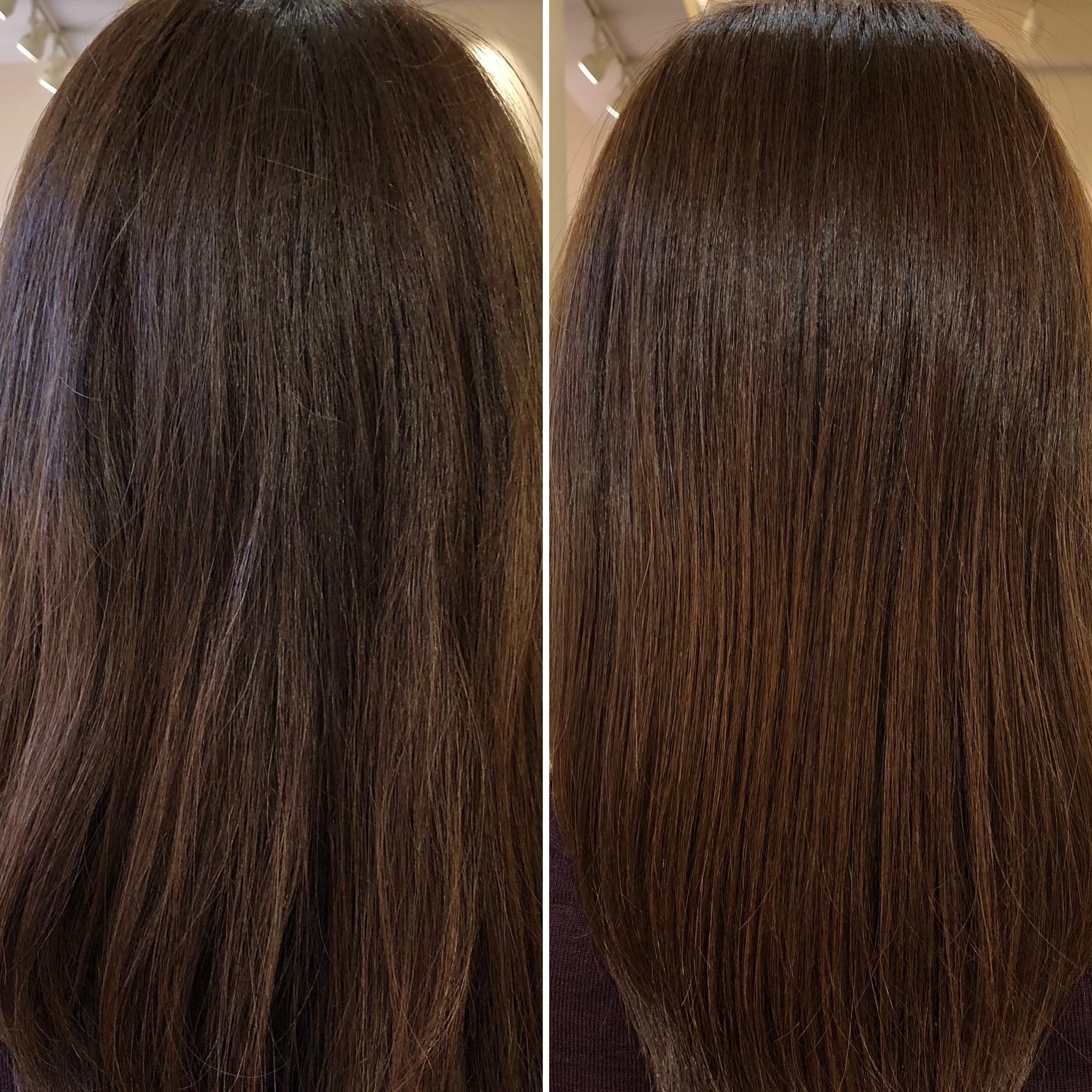 高発生水素SO-CAREで酸化毛を還元毛へ!