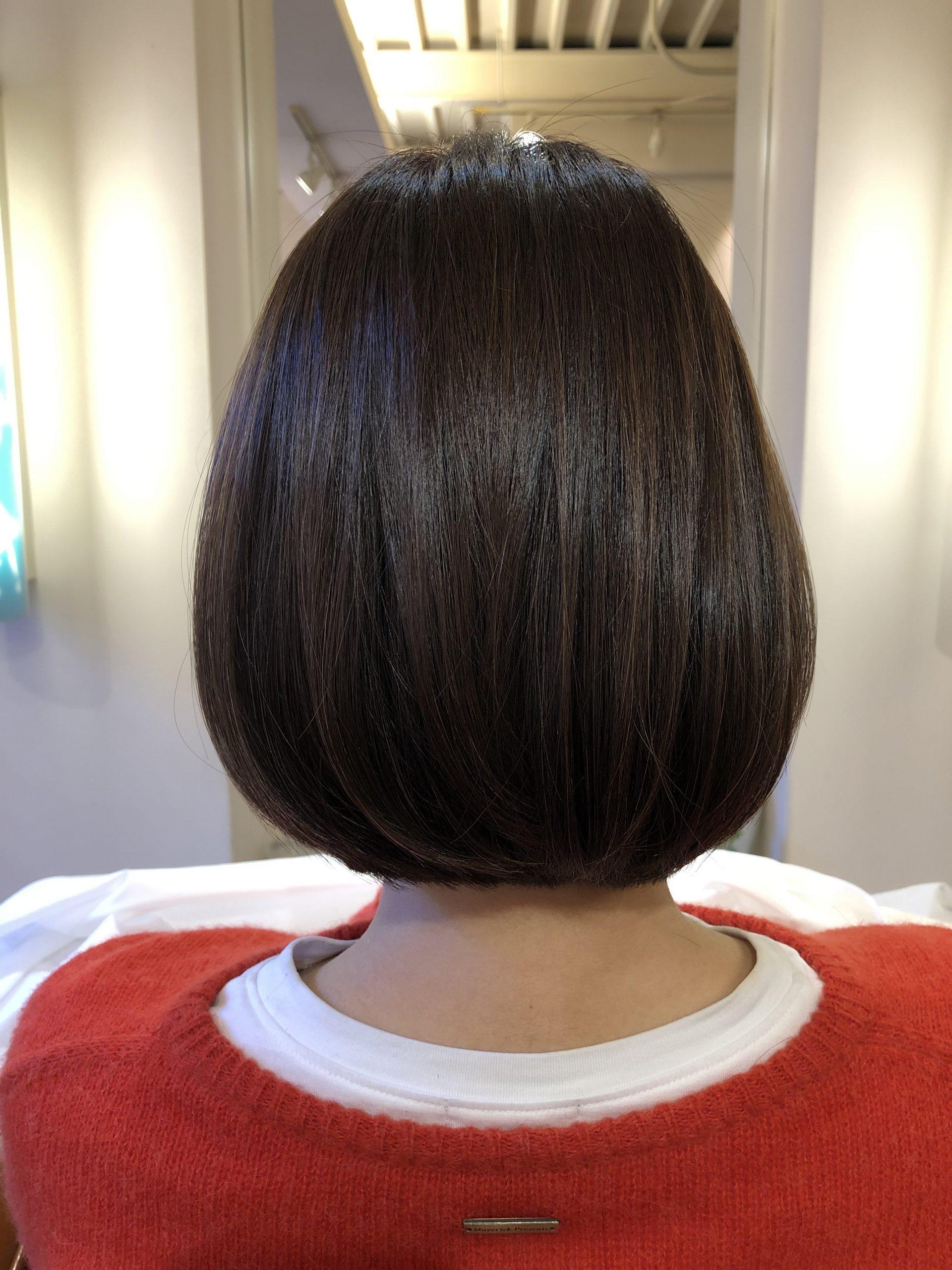 高発生水素SO-CAREで髪本来の艶髪へ!