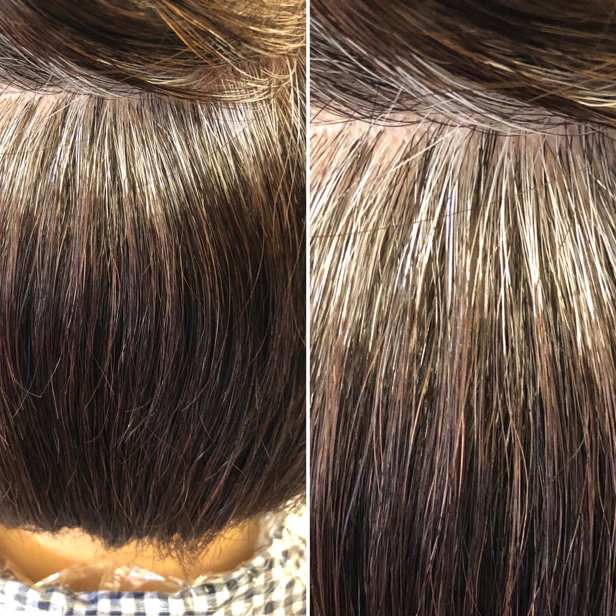 高発生水素SO-CARE!白髪から黒髪発生中